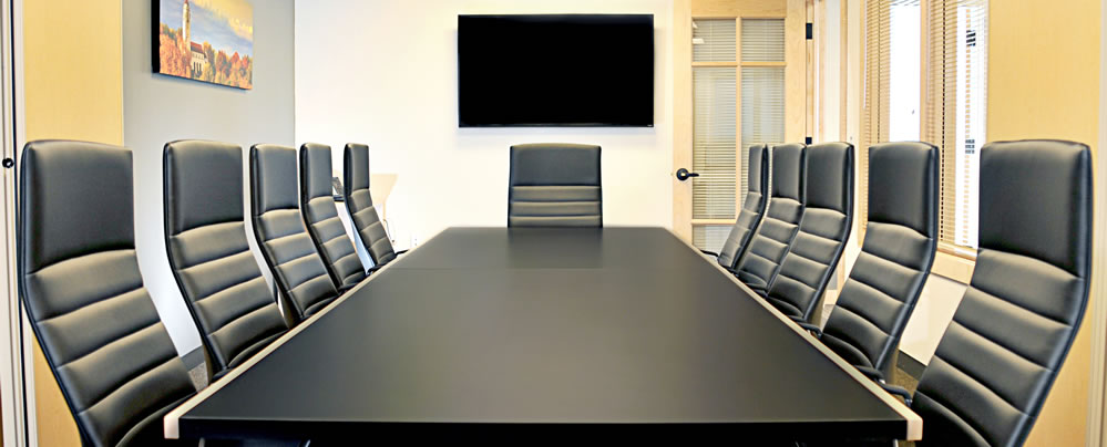 When a Meeting Venue Matters