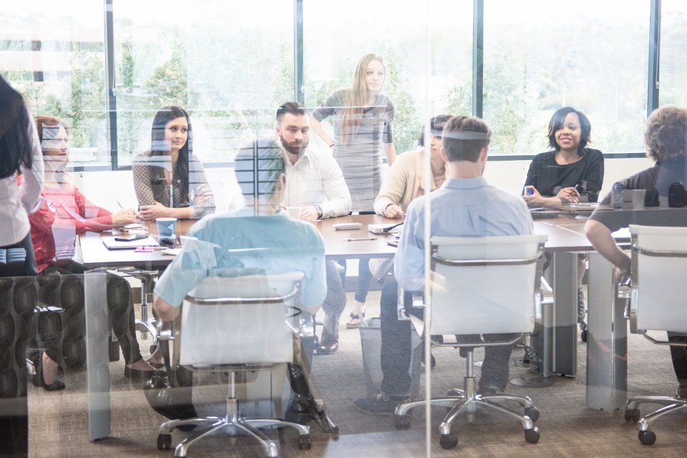 Meeting Mixup: 6 Alternative Meeting Spots For Increased Productivity