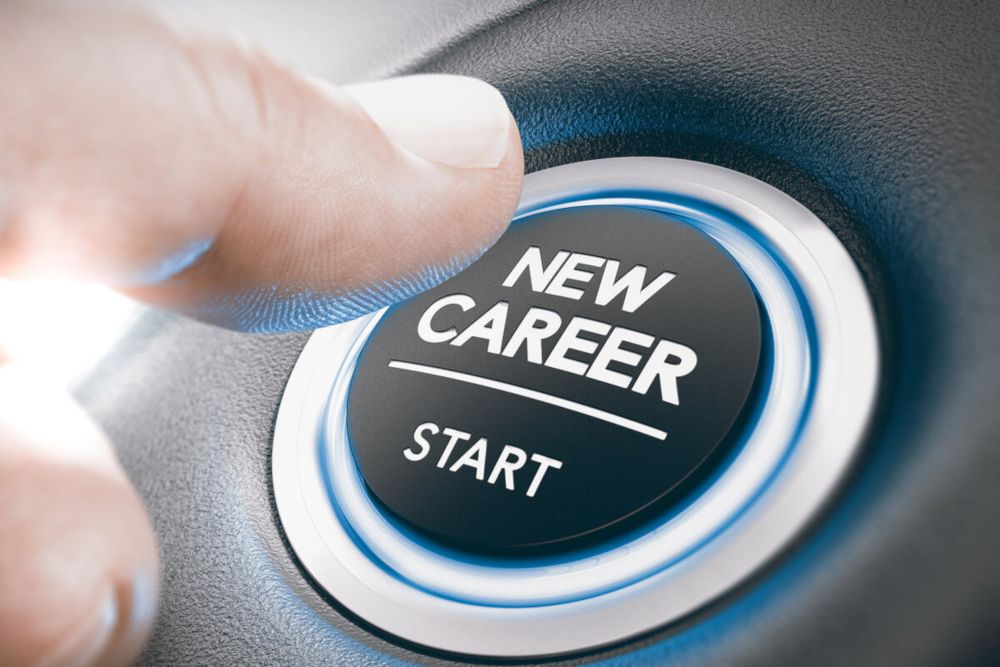 How to Start a Second Career