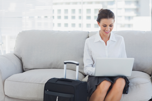 Traveling Entrepreneur: Tips for Staying Organized & Planning Your Week When Traveling