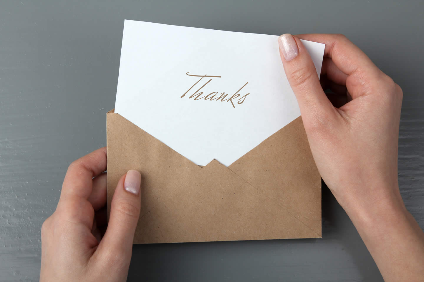 Thank You Letters - No Matter Your Business, Don't Forget to Say Thanks