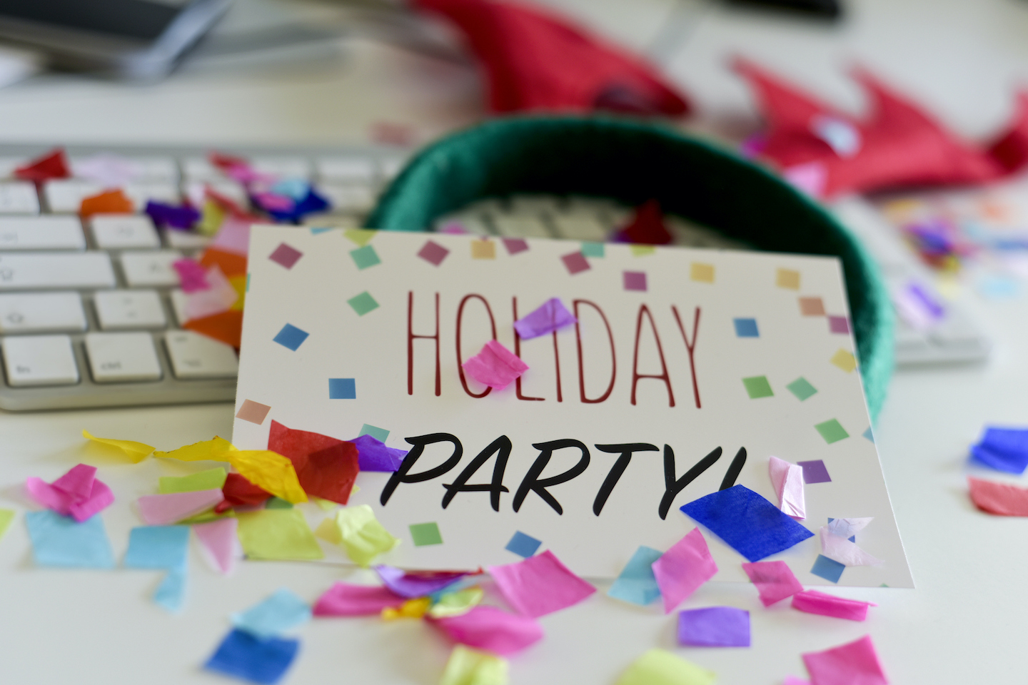 In-Person Holiday Parties Aren't Possible This Year, But Your Business Can Still Celebrate