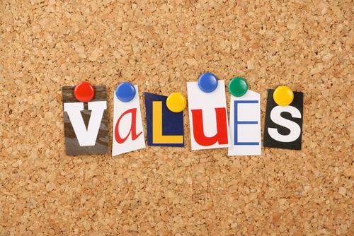 Determining Your Core Values