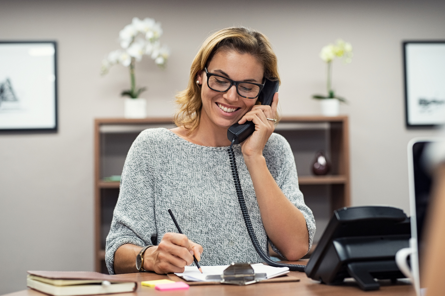 Accounting Professionals, Here's How to Spend Less Time on the Phone (And More Time on Your Business)