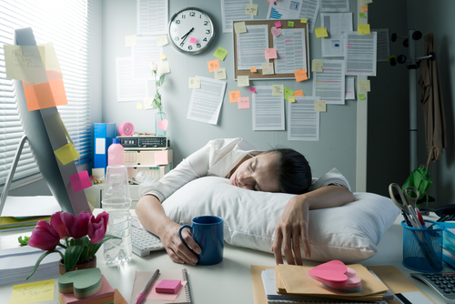 Working Too Hard: Can It Be Detrimental To Your Business?