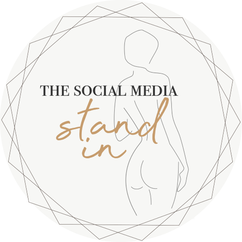 The Social Media Stand In