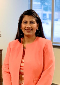 Photo of Amna Farooqui Manager of Intelligent Office in Scarborough (Consilium Place)