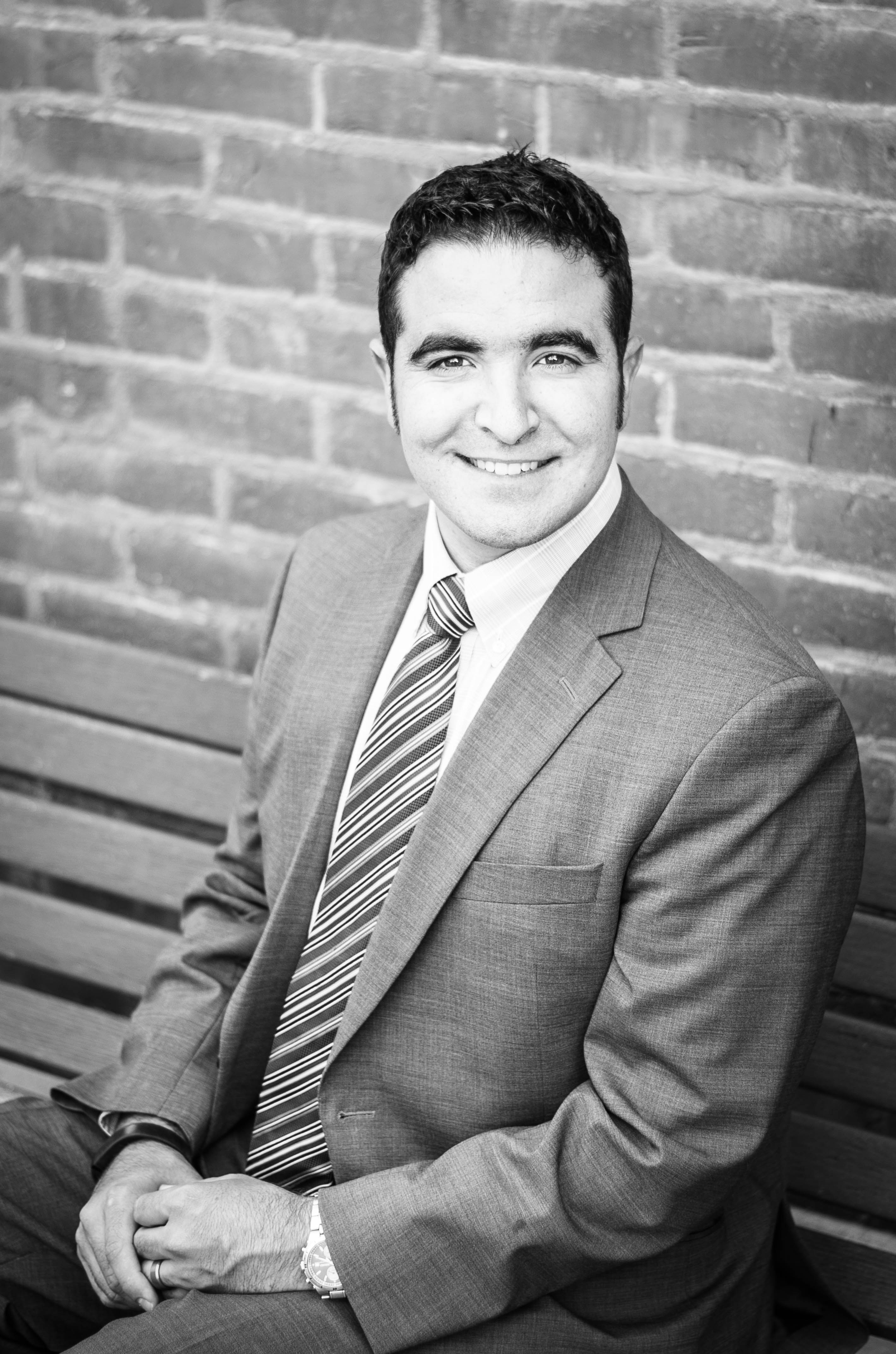Photo of Joe Eiguren Manager of Intelligent Office in Boise