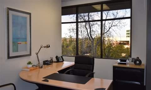 Executive Window Office #7