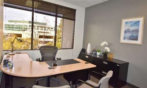 Executive Window Office #10