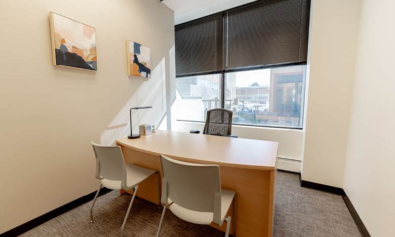 The Madison:Executive Office: