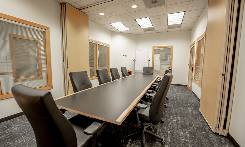 The Steele:Large Meeting Room