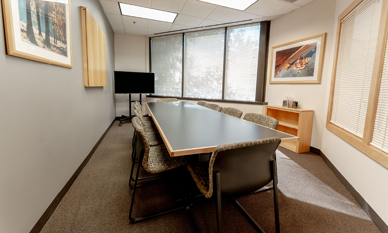 The Leadership Lounge:Large Meeting Room