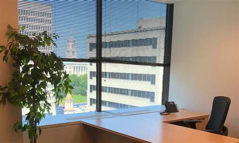 Executive Office 1523 Dedicated