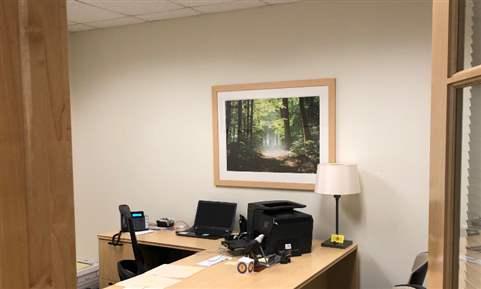 Executive Office 1526 Dedicated